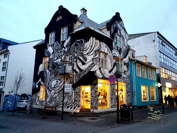 A.Morkūno/Journey.lt nuotr/Reikjavikas