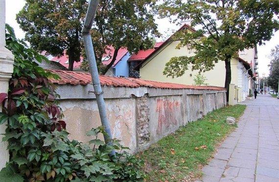 KPD nuotr./Jovaro, Pohuliankos kolonijos pastatų kompleksas