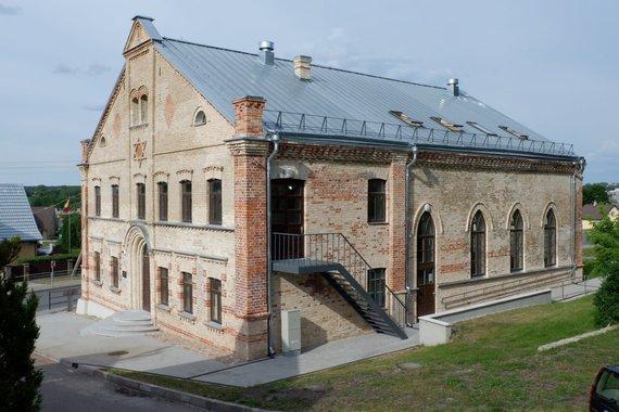 KPD nuotr./Atgimė Alytaus miesto sinagoga