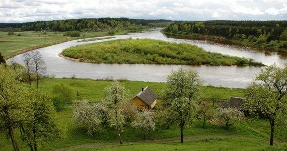 VSTT nuotr./Nemuno ir Merkio santaka Dzūkijos nacionaliniame parke