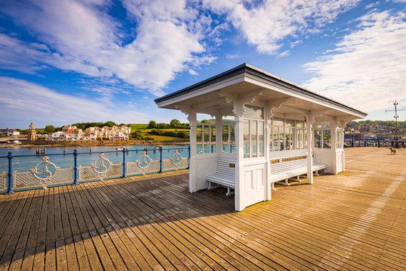 123rf.com nuotr./Swanage, Dorsetas