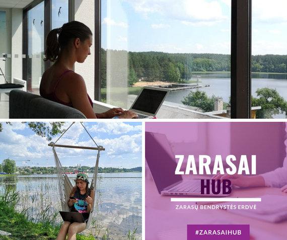 Zarasų bendradarbystės erdvė (Zarasų HUB)