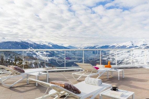 Viešbučio nuotr./Club Med Arcs Panorama - French Alps