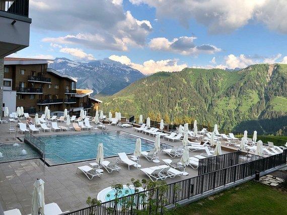 Viešbučio nuotr./Club Med Grand Massif Samoens Morillon