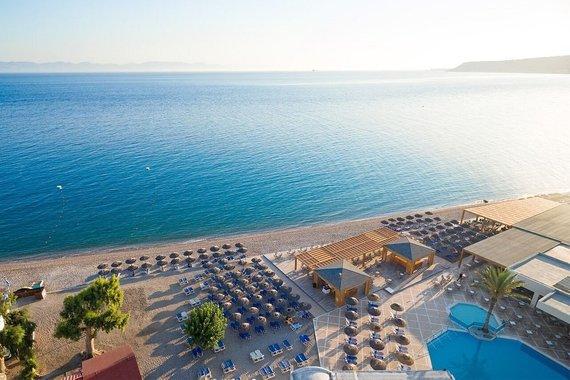 Viešbučio nuotr./Avra Beach Resort Hotel & Bungalows