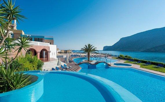 Viešbučio nuotr./Fodele Beach & Water Park Holiday Resort