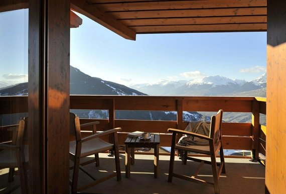 Viešbučio nuotr./Club Med Peisey-Vallandry - French Alps