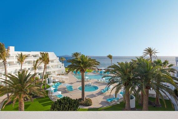 Viešbučio nuotr./Iberostar Selection Lanzarote Park