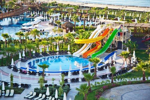 Viešbučio nuotr./Sherwood Dreams Resort