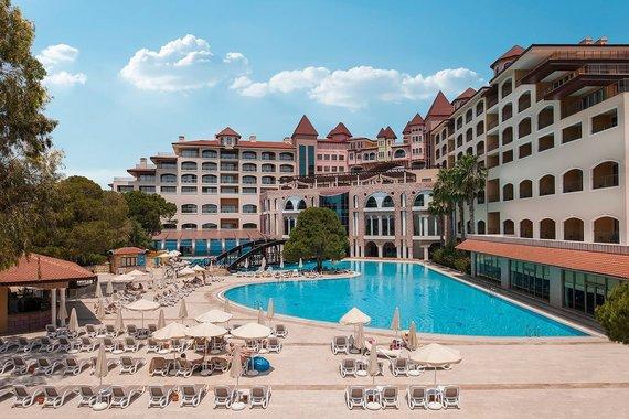 Viešbučio nuotr./Sirene Belek Hotel