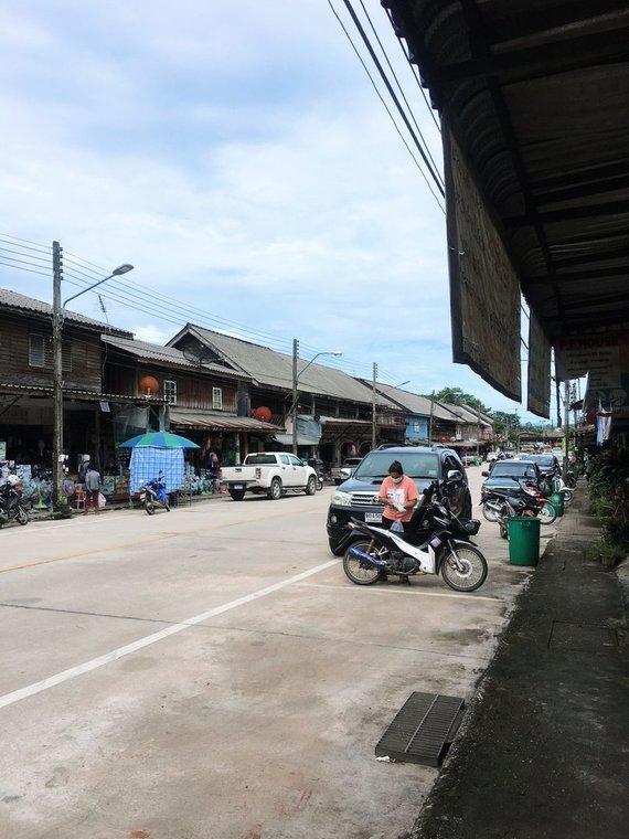 Asm.archyvo nuotr./Eglės gyvenimas Tailande