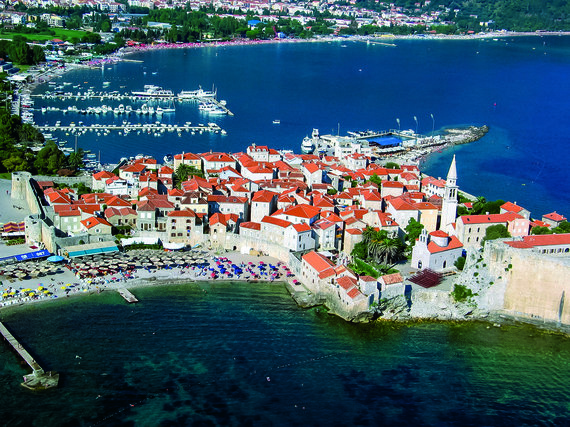 Deposit photos nuotr./Juodkalnija