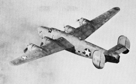 """Wikimedia Commons"" nuotr./C-87 Liberator Express, 1942 m."