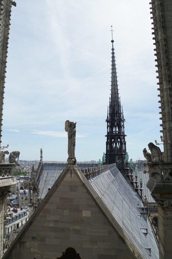 Asm.archyvo nuotr./Kelionė Prancūzijoje