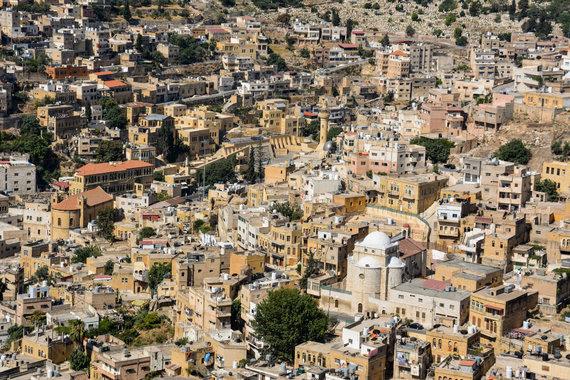 TURATH: Architecture and Urban Design Consultants/UNESCO nuotr./Jordanija: As-Saltas, tolerancijos ir miesto vaišingumo vietovė