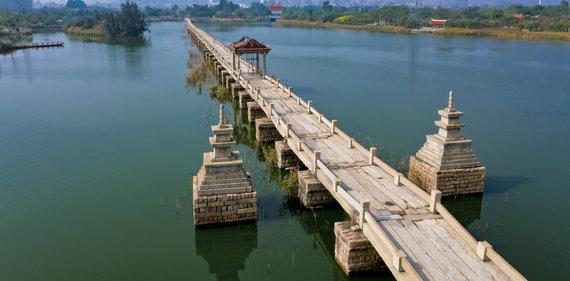 Quanzhou maritime Silk Road World Heritage Nomination Center/UNESCO nuotr./Kinija: Čiuandžou, Sungų ir Juanių dinastijų laikų emporiumas inijoje