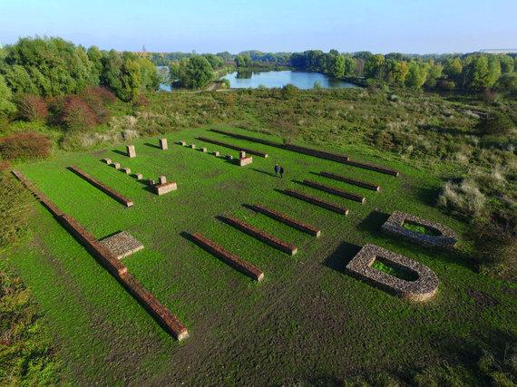 Nederlandse Limes Samenwerking (NL)/UNESCO nuotr./Nyderlandai, Vokietija: Romos imperijos ribos, Žemutinės Germanijos limai