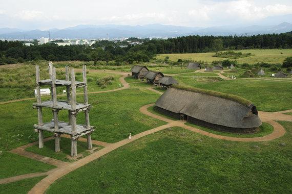 Sannai Maruyama Jomon Culture Center/UNESCO nuotr./Japonija: Džiomono kultūros vietovės šiaurinėje Japonijoje