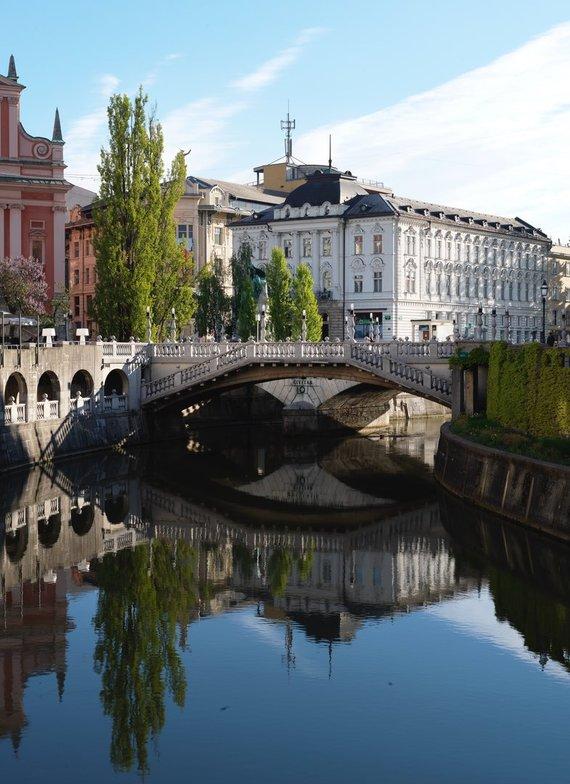 Museum and Galleries of Ljubljana/UNESCO nuotr./Slovėnija: Jože Plečniko kūriniai Liublianoje – į žmogų orientuoti miestovaizdžiai