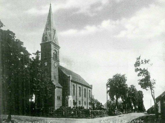 Buvusi Smalininkų liuteronų bažnyčia