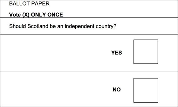 Referendumas Škotijoje
