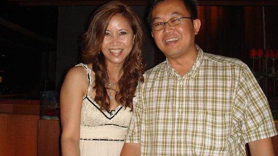 Jennifer Chong su vyru