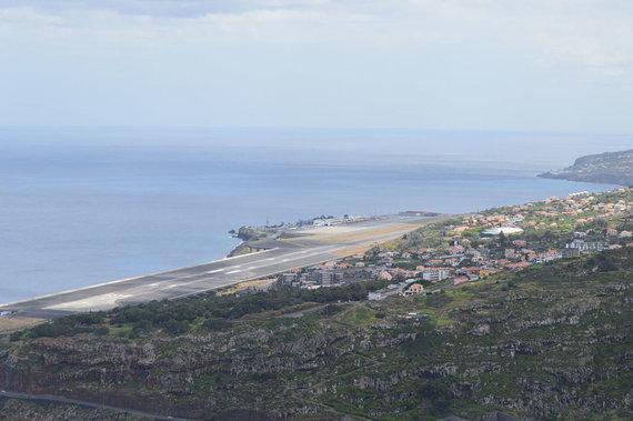 """""""Wikimedia Commons"""" nuotr./Oro uostas Madeiroje"""