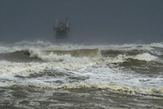 """""""Scanpix""""/AP nuotr./Uraganas Teksase"""