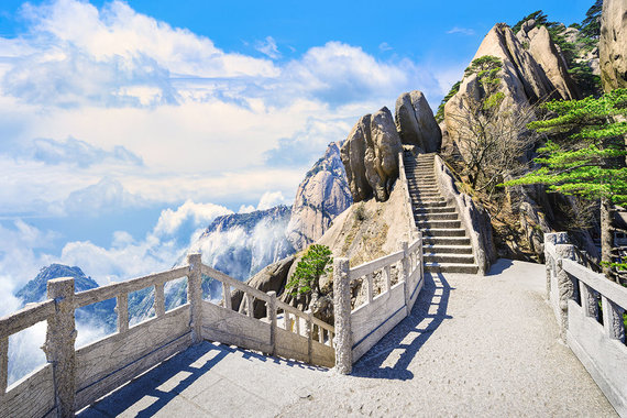 Shutterstock.com nuotr./Huan Šano nacionalinis parkas