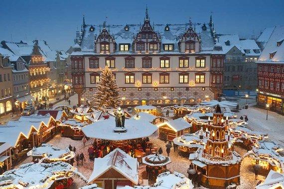 """""""Bavaria Tourism"""" nuotr./Kalėdos Koburge"""