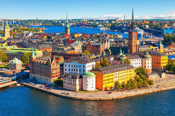 Shutterstock.com nuotr./Stokholmas