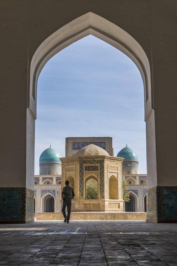 Asm.archyvo nuotr./Buchara, Uzbekistanas