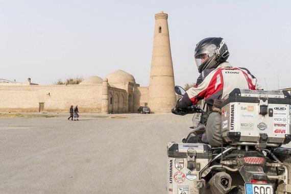Asm.archyvo nuotr./Chyva, Uzbekistanas
