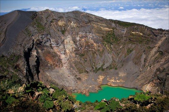 123rf.com/Irasu ugnikalnis, Kosta Rika