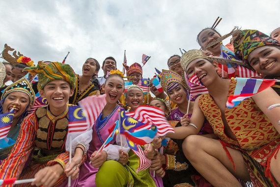 Shutterstock.com nuotr./Malaizijos žmonės