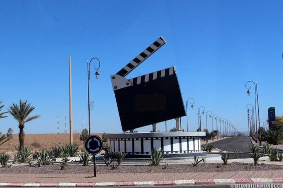 """Rasos Barčaitės, """"Blondinė Maroke"""" nuotr. /Kelionė per Sacharą"""