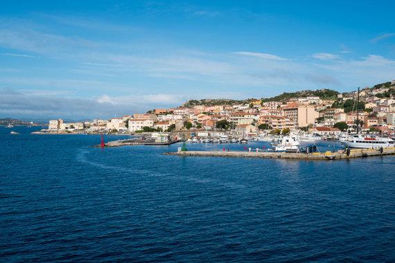 123rf.com nuotr./La Maddalena