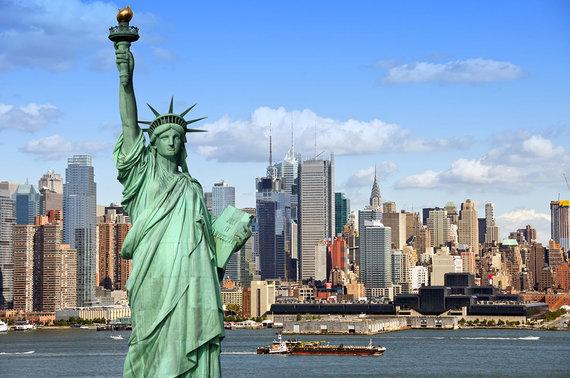Shutterstock.com nuotr./Niujorko uostas