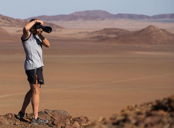 """""""Špikio"""" nuotr./Kelionė po Namibiją"""