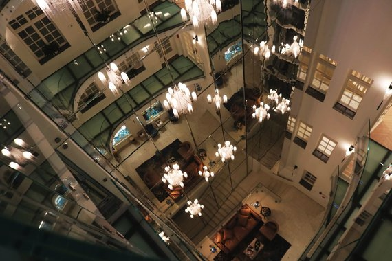 Indrės Bungardaitės/15min nuotr./Hotel Relais le Chevalier