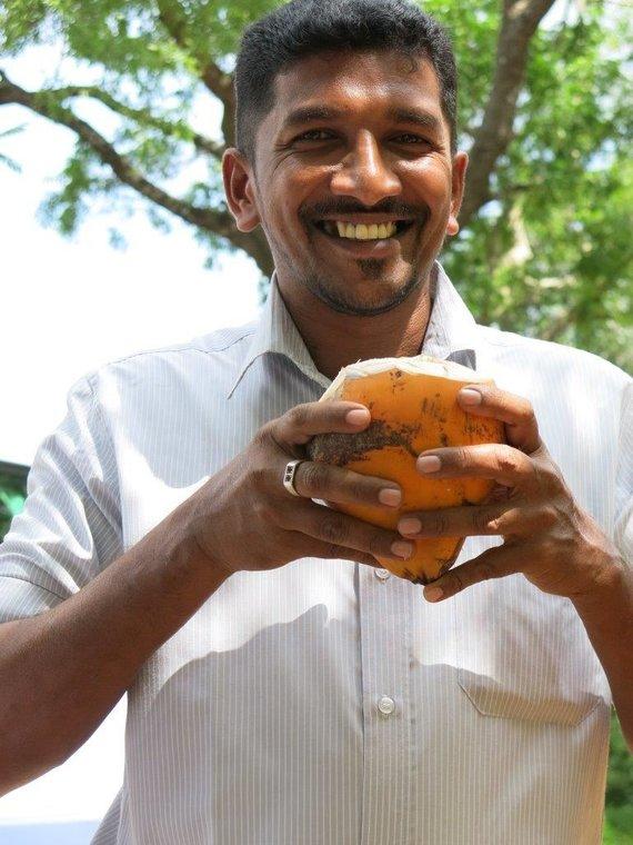 Asm.archyvo nuotr./Šri Lanka