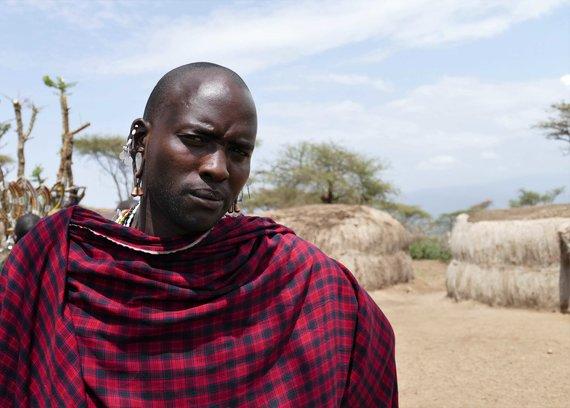 Asm.archyvo nuotr./Masajų vyras