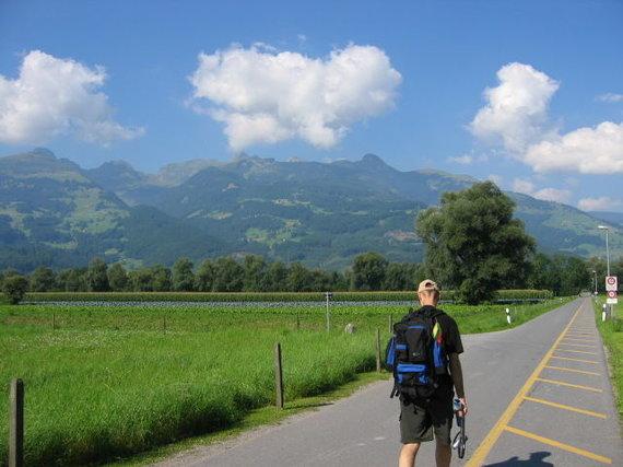 Vaido Mikaičio nuotr./Lichtenšteino keliais