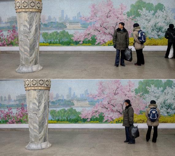 Karolio Žukausko nuotr./Šiaurės Korėja