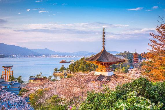 Shutterstock.com nuotr./8. Hirošima, Japonija