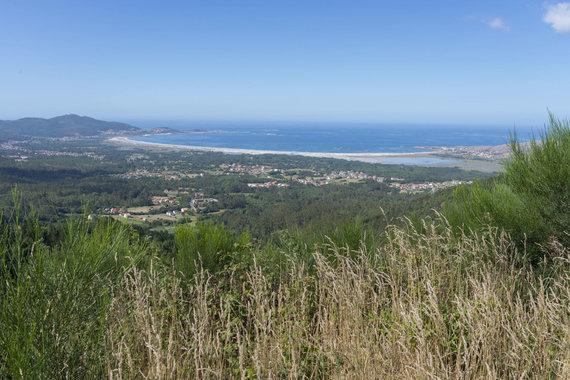 123rf.com nuotr./Playa de Carnota, Ispanija