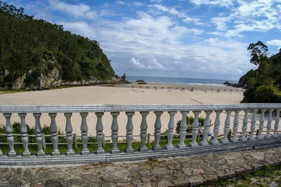 123rf.com nuotr./Playa de la Franca, Ispanija