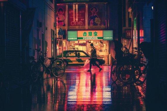 VDU nuotr./Japonija