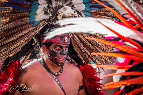 Paul Stewart nuotr./Actekai Ixcateopano kaimelyje