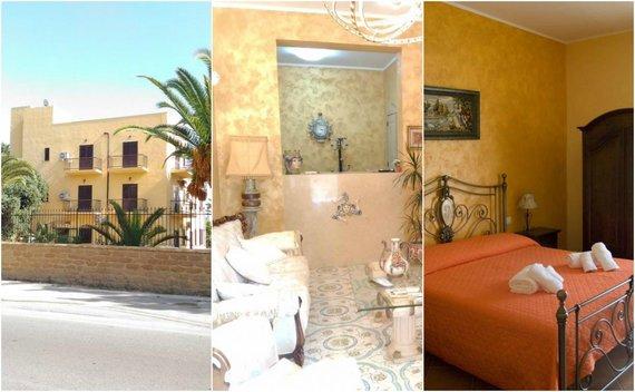 Booking.com nuotr./Apartamentai Sicilijoje už 70 eurų